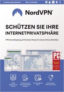 Nord VPN Lizenz für 6 Geräte