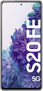 Galaxy S20 FE 5G (128GB) Smartphone cloud white
