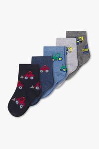 Socken - 5 Paar
