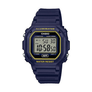 Casio Unisexuhr Collection F-108WH-2A2EF