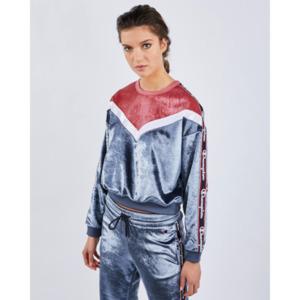 Champion Velvet Taped - Damen Sweatshirts
