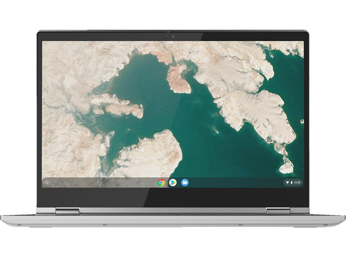 Bild 2 von LENOVO Chromebook C340-15 Chromebook mit Core i3, 4 GB RAM, 128 GB & Intel UHD Graphics 620 in Mineral Grey