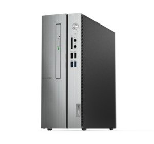 LENOVO IdeaCentre 510S, Desktop PC, Core™ i5 Prozessor, 8 GB RAM, 256 GB SSD, 1 TB HDD, GeForce GT 730, Schwarz/Silber