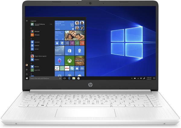 HP 14s-dq1301ng, Notebook mit 14 Zoll Display, Core™ i5 Prozessor, 8 GB RAM, 512 GB SSD, Intel® UHD-Grafik , Weiß