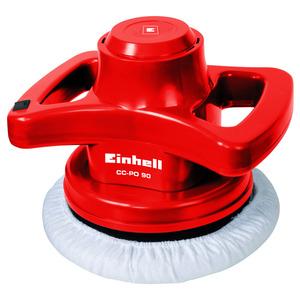 EINHELL CC-PO 90  Auto-Poliermaschine, Rot