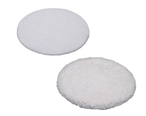 EINHELL Autotechnik-Zubehör für Poliermaschinen Polierhauben, Weiß