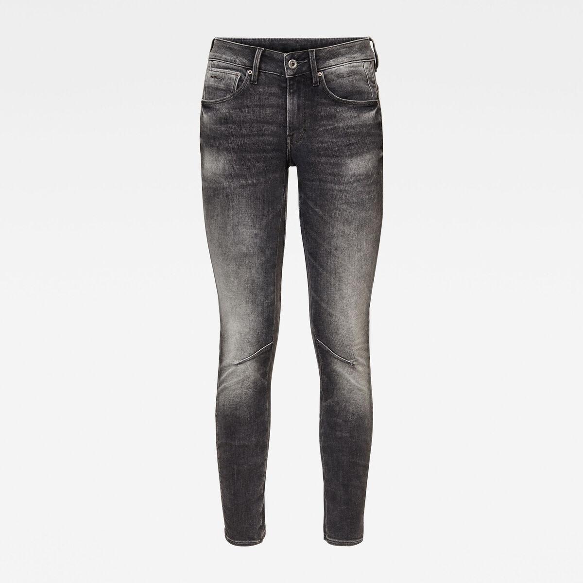 Bild 4 von Arc 3D Mid Skinny Jeans