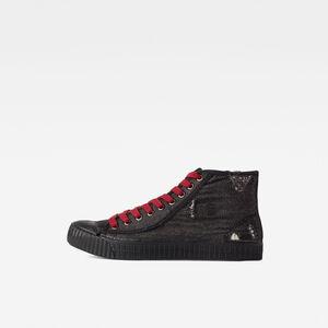 Rovulc 50 Years Denim Mid Sneaker