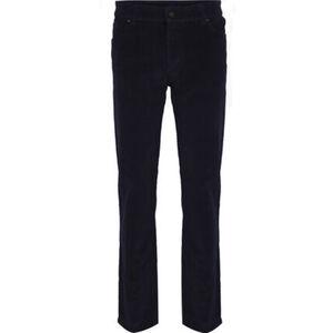 Dunmore Cordhose, uni, Regular Fit, 5-Pocket-Style, für Herren