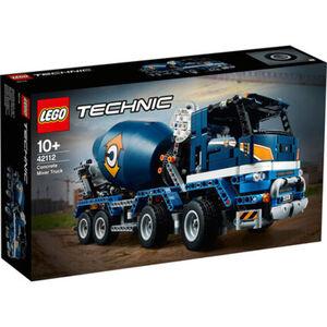 LEGO® Technic - 42112 Betonmischer-LKW