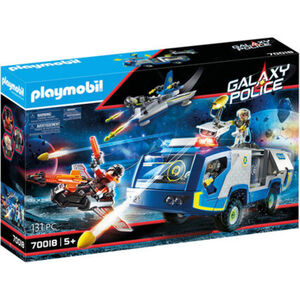 PLAYMOBIL® Space - Galaxy Police-Truck 70018