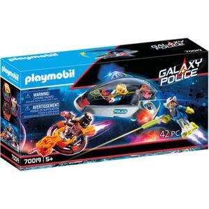 PLAYMOBIL® Space - Galaxy Police-Glider 70019