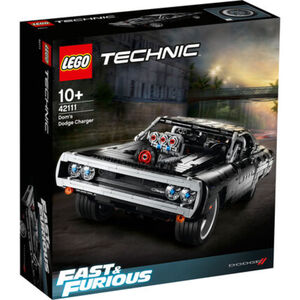 "LEGO® Technic - 42111 ""The Fast & The Furious"" Dom's Dodge Charger"