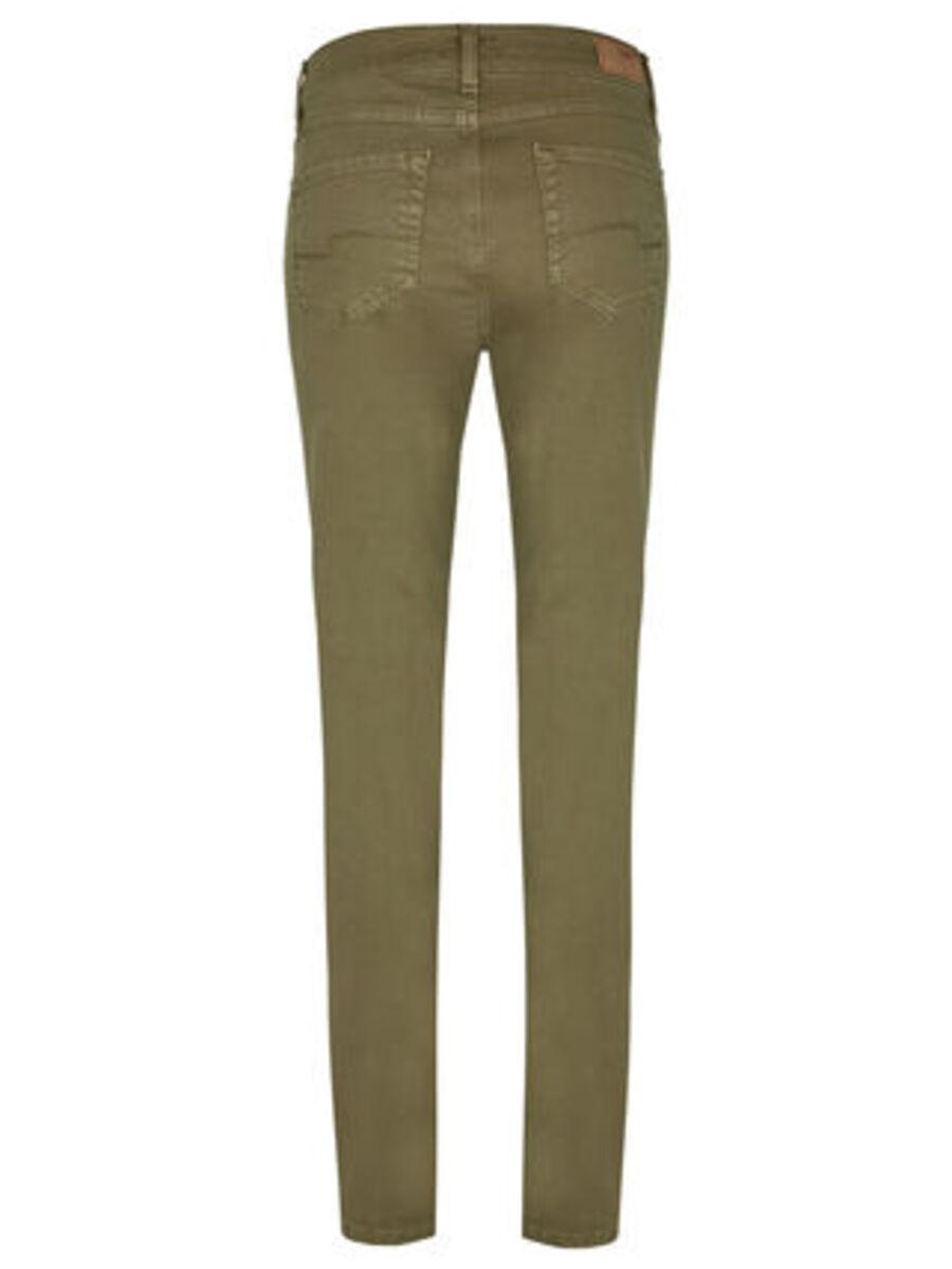 """Bild 3 von Angels Jeans """"Cici"""", Regular Fit, Straight Leg, unifarben"""