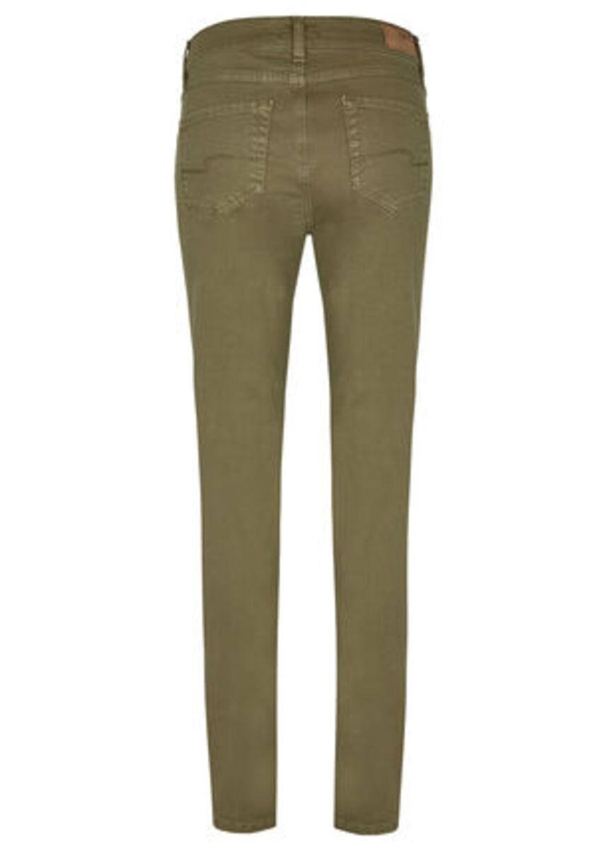 """Bild 4 von Angels Jeans """"Cici"""", Regular Fit, Straight Leg, unifarben"""