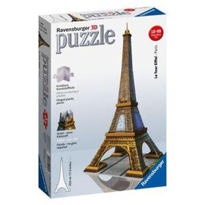 Ravensburger 3D Puzzle Eiffelturm, 216 Teile