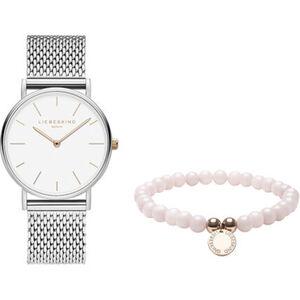 Liebeskind Set Damenuhr und Armband LS-0066-MQB