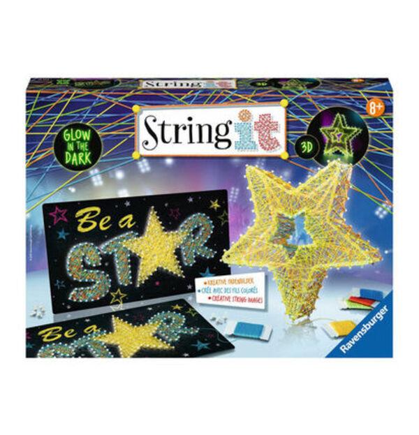 Ravensburger String it Maxi: Be a Star