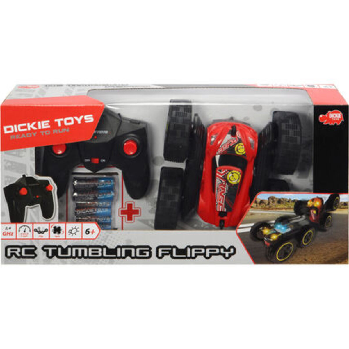 Bild 1 von Dickie Toys RC Tumbling Flippy