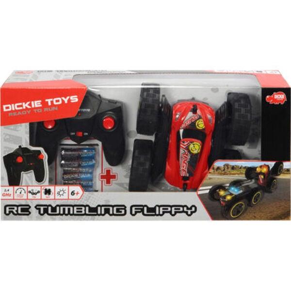 Dickie Toys RC Tumbling Flippy