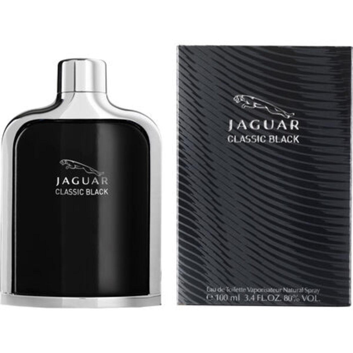 Bild 2 von Jaguar Classic Black, Eau de Toilette