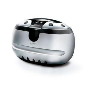 Caso Ultraschall Reinigungsgerät Ultrasonic Clean, silber
