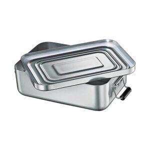 Küchenprofi Aluminium-Lunchbox klein, silber