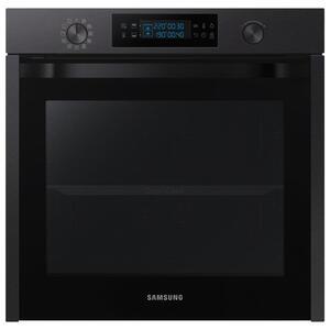 Samsung Backofen nv75m5571bm/eg , Nv75M5571Bm/eg , Schwarz , Metall, Glas , 59.5x59.5x56.6 cm , Startzeitvorwahl, Digitaldisplay, Elektronikuhr, Versenkknebel, Backofenbeleuchtung, mehrere Einschubeb