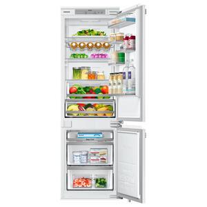 Samsung Brb260130ww/ef , Brb260130Ww/ef , Weiß , Metall, Kunststoff , 2,2 Schubladen , 54x1775x55 cm , Abtauautomatik, elektronische Temperaturregelung, Warneinrichtung bei geöffneter Tür, No-Fros