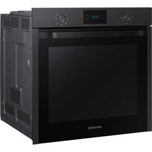 Samsung Backofen nv75m3340bm/eg , Nv75M3340Bm/eg , Schwarz , Metall, Glas , 59.5x59.5x57 cm , Kindersicherung, Elektronikuhr, Versenkknebel, Timerfunktion , 002501001101