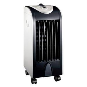 XXXLutz Luftkühler , 572-80177 , Schwarz, Weiß , Kunststoff , 25x59x27 cm , 004604042301
