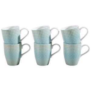 Thomas Kaffeebecher , 69130-321519-29217 *mb* , Multicolor , Keramik , 0,33 L , 29.2x12.4x30.9 cm , glänzend , 003572059802