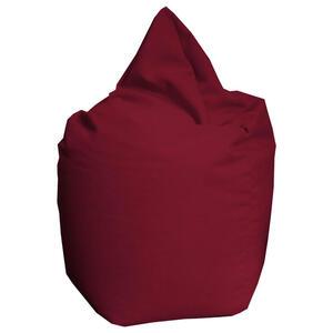 Xora Sitzsack webstoff , Torino , Rot , Textil , 220 L , 65x75x95 cm , Webstoff , Indoor , 000277009704