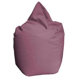 Xora Sitzsack webstoff , Torino , Rosa , Textil , 220 L , 65x75x95 cm , Webstoff , Indoor , 000277009702