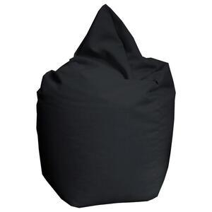 Xora Sitzsack webstoff , Torino , Graphitfarben , Textil , 220 L , 65x75x95 cm , Webstoff , Indoor , 000277009701