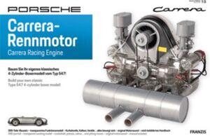 Franzis - Porsche Carrera-Rennmotor