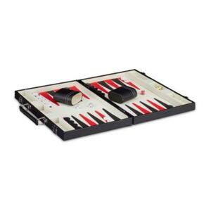 Backgammon Koffer