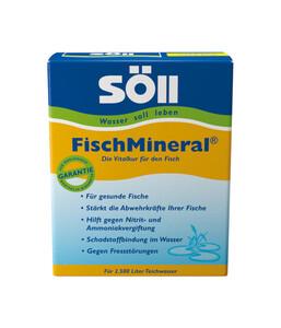 Söll Teichwasserpflege FischMineral