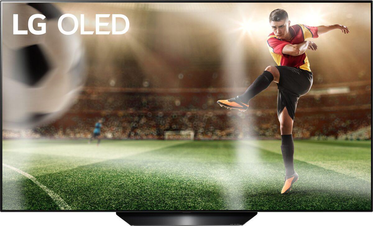 Bild 1 von LG OLED65B9SLA OLED-Fernseher (164 cm/65 Zoll, 4K Ultra HD, Smart-TV)