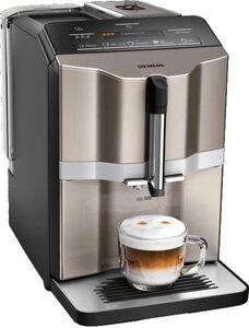 SIEMENS Kaffeevollautomat EQ.300 TI353504DE, kompakte Größe, einfache Bedienung