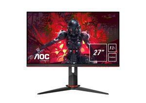AOC FHD-Monitor 68,8 cm (27 Zoll) 1920x1080 16:9 1ms(MPRT) »27G2U5/BK«