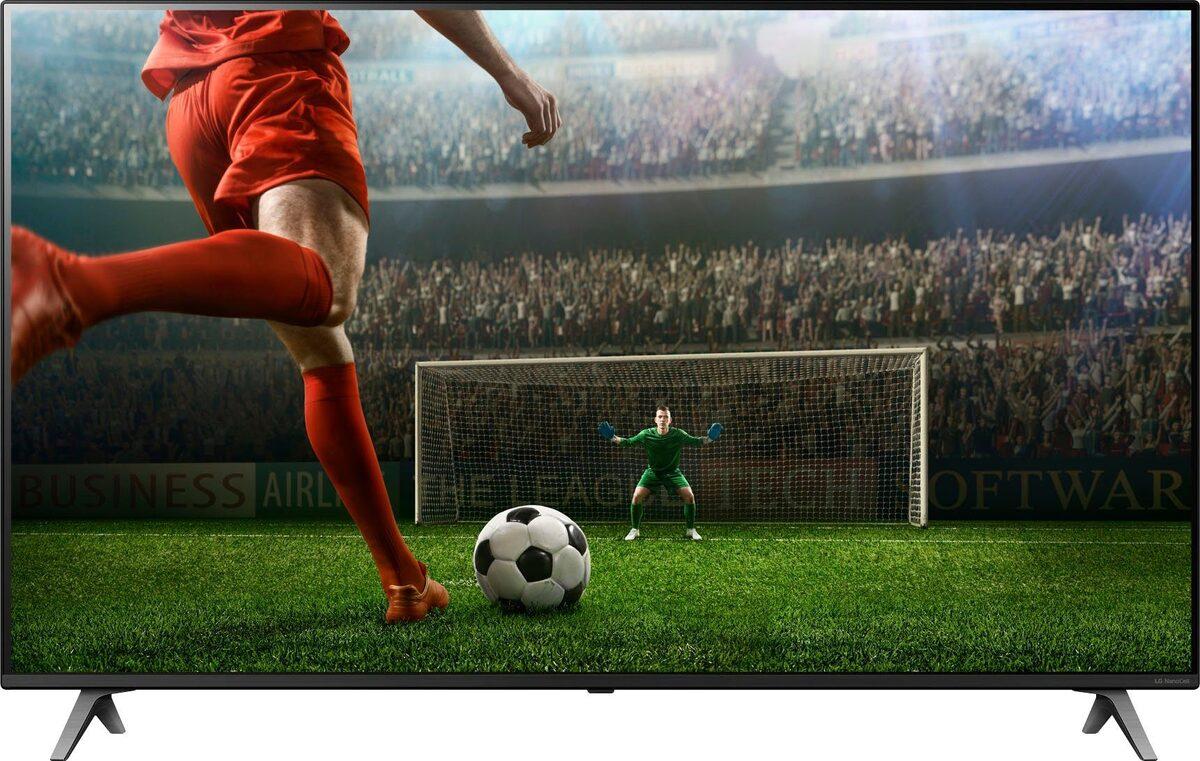 Bild 1 von LG 65SM8050PLC LED-Fernseher (164 cm/65 Zoll, 4K Ultra HD, Smart-TV, NanoCell)