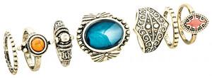 Ring-Set - Shiny Treasure