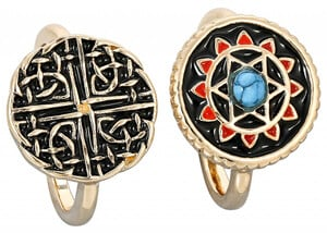 Ring-Set - Heart Of Chakra