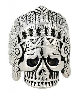 Ring - Skull Rock