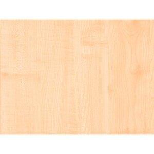 Möbelbauplatte Ahorn Holznachbildung 260 cm x 20 cm x 1,9 cm