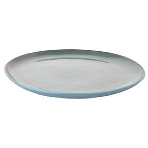 Großer Teller in glänzender Optik