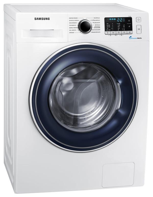 Samsung Waschmaschine WW80J5535FW/EG EEK: A+++