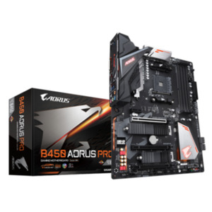 Gigabyte B450 AORUS PRO ATX Mainboard Sockel AM4 M.2/HDMI/DVI