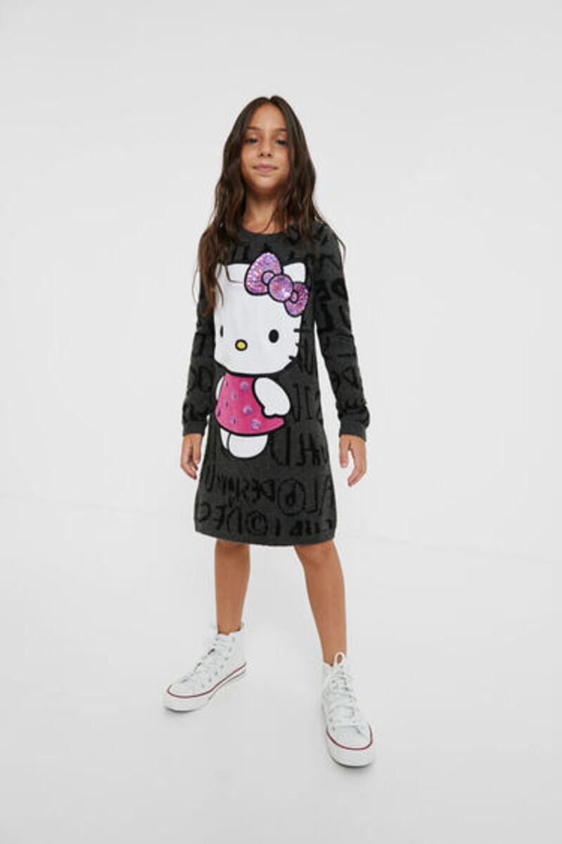 Bild 2 von Kurzes Kleid mit Hello Kitty